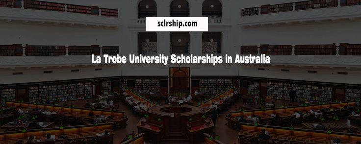 La Trobe University #Scholarships for International Students in #Australia  https://sclrship.com/scholarships-2018/la-trobe-university-scholarships-for-international-students-in-australia/    #sclrship #scholarshipPositions