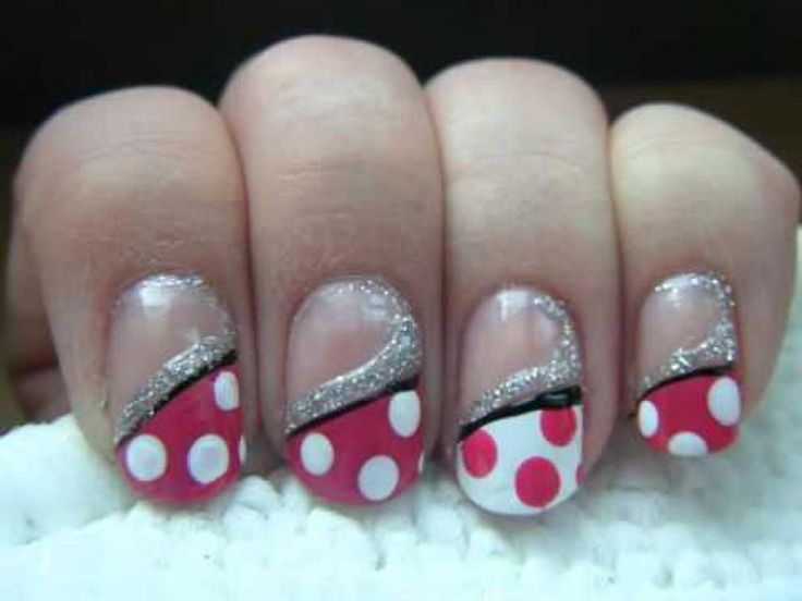 15 best Nail Designs for Little Girls images on Pinterest