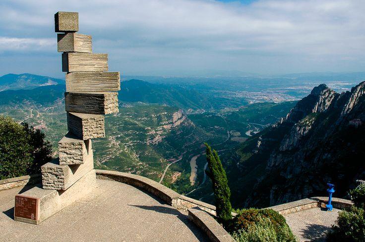 8 Steps to Heaven, Montserrat, Spain (near Barcelona ...