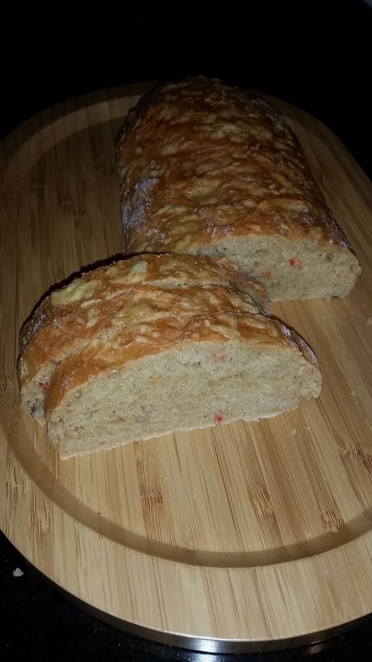 Steffi's Steine-Küche: 03.04.16 Rotes Linsenbrot mit Paprika und Käse