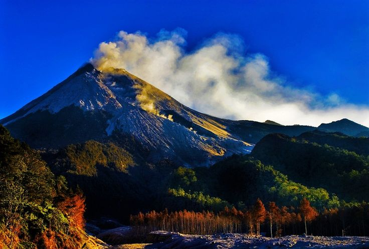 Kaliadem - Mount Merapi