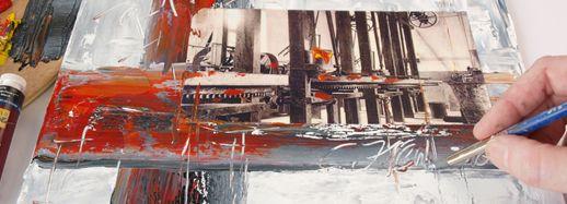 Entdecken Sie die Leidenschaft für Ölmalerei Tipps & Ideen Kreativtipps