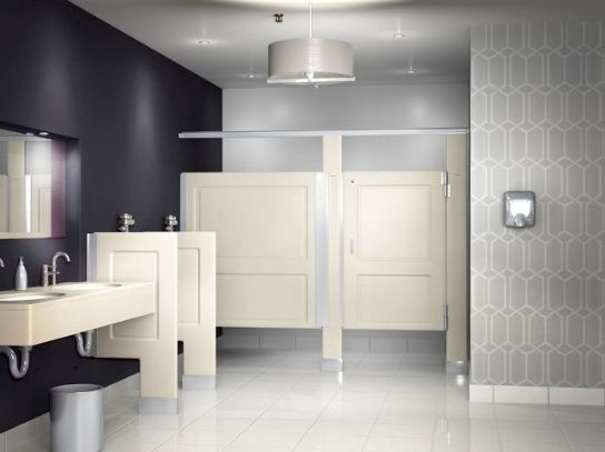 Acquire an extreme restroom partitions and get elegant look   Build Your House