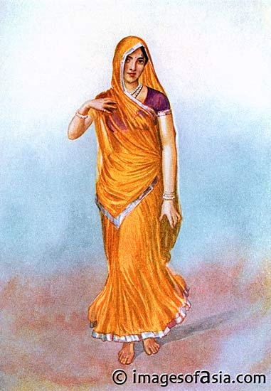 Ancient Indian clothing