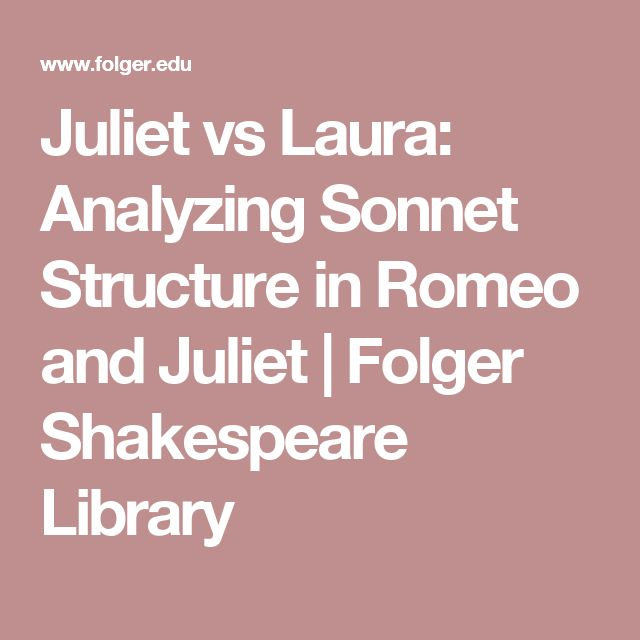 romeo and juliet folger pdf