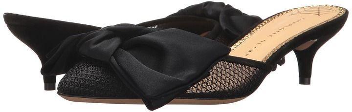 Charlotte Olympia Sophie Women's 1-2 inch heel Shoes #charlotteolympiaheelswomanshoes #charlotteolympiaheelsproducts