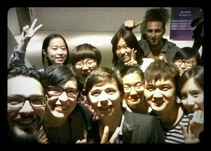 ZORAN assediato dai fans al Festival di Pechino