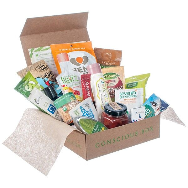 Conscious Box – Discovering Vegan Products that You'll Love! | The Vegan Woman