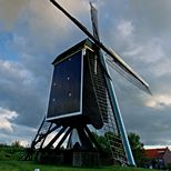Brielle - molen