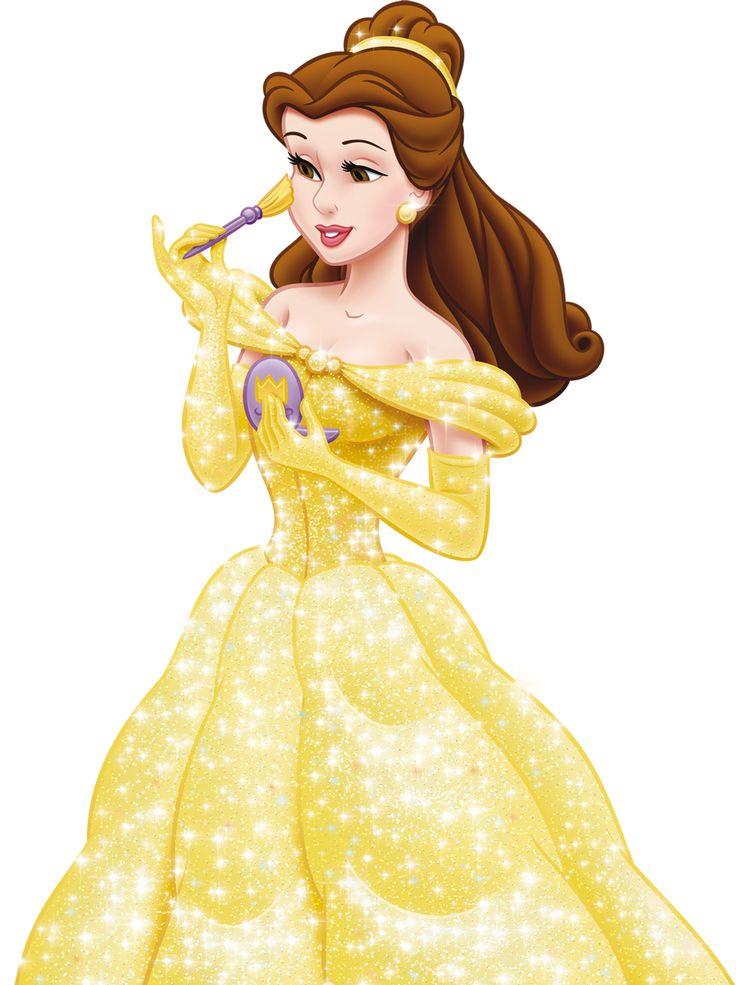 Belle disney render disney renders princesse disney - Image princesse disney ...