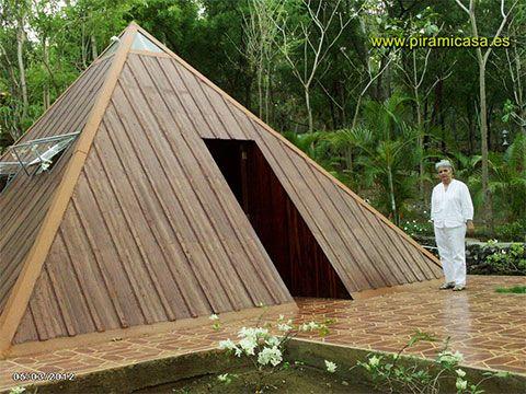 Centro piramidal Aurora, en Nicaragua