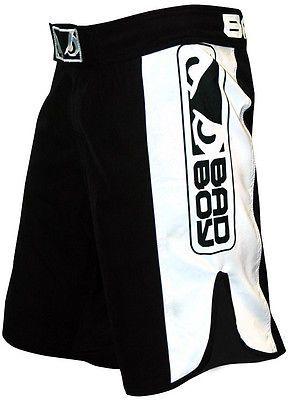 Bad Boy MMA Strike Shorts - Black/White