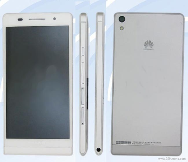 Huawei P6-U06 specifications unvealed coming soon