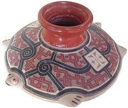 ceramica Marajoara,da ilha de Marajo