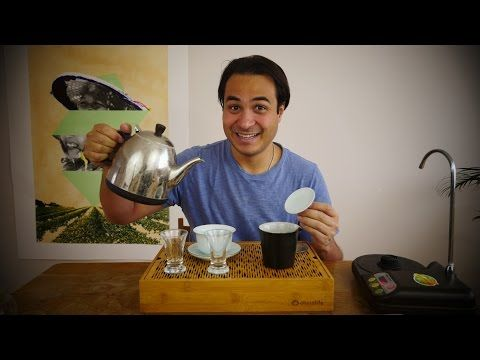 A few different methods to make a delicious matcha. We try out a traditional whisk with an electronic milk frother and a jam jar! To buy Ceremonial grade Org...