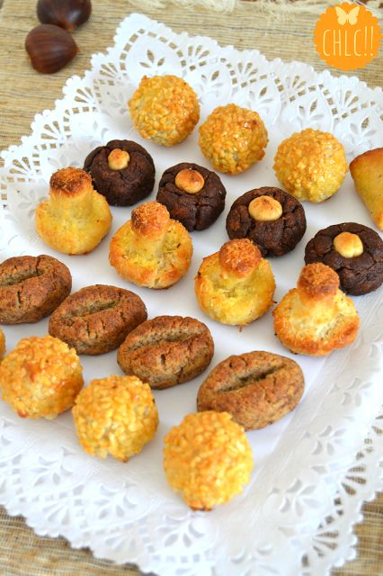 PANELLETS (Tradicional y Thermomix)