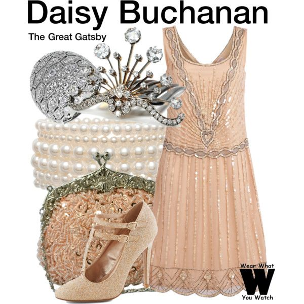 """The Great Gatsby"" by wearwhatyouwatch on Polyvore"