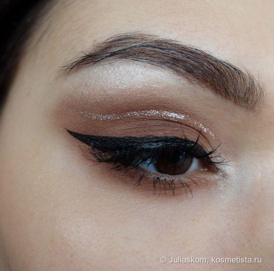 Быстрый макияж для новогодней вечеринки — juliaSkom — Косметиста