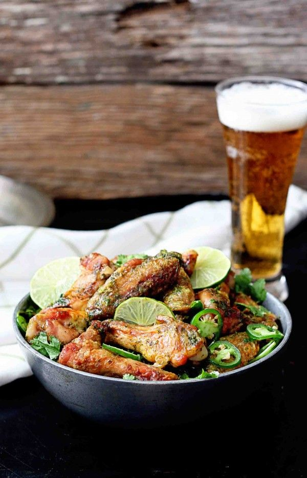 Unlock the secret to CRISPY Baked wings with this recipe for Crispy Chili Lime Baked Wings!