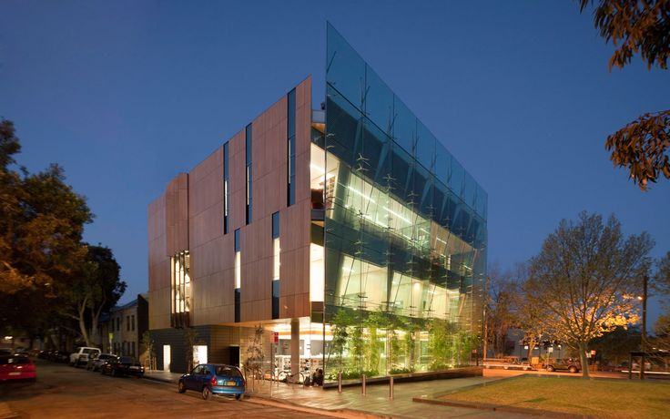 Surry Hills Library and Community Centre, Surry Hills, Australia by  Francis-Jones Morehen Thorp (FJMT)