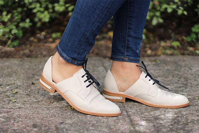 Freda Salvador's Footwear Collection Boasts Classically Chic Pieces #shoes #fashion trendhunter.com