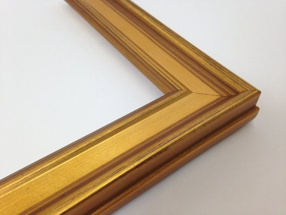 11 best Gold Picture Frames images on Pinterest | Gold frame wall ...