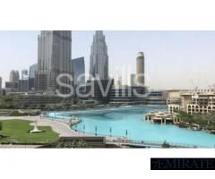 Burj Khalifa and Fountain View|3BR with Maids for sale in Dubai please call us – Items for Sale