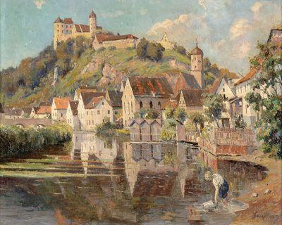 Harburg Castle