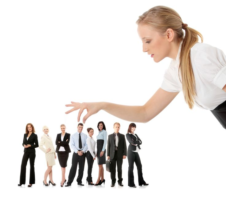 Our team ensures that we recruit the right candidate for the particular job.