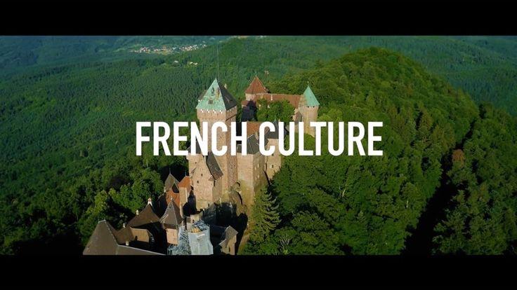 La Culture française, comme vous ne l'avez jamais vue ! #FranceFR #Rendezvousenfrance #FEELFrance