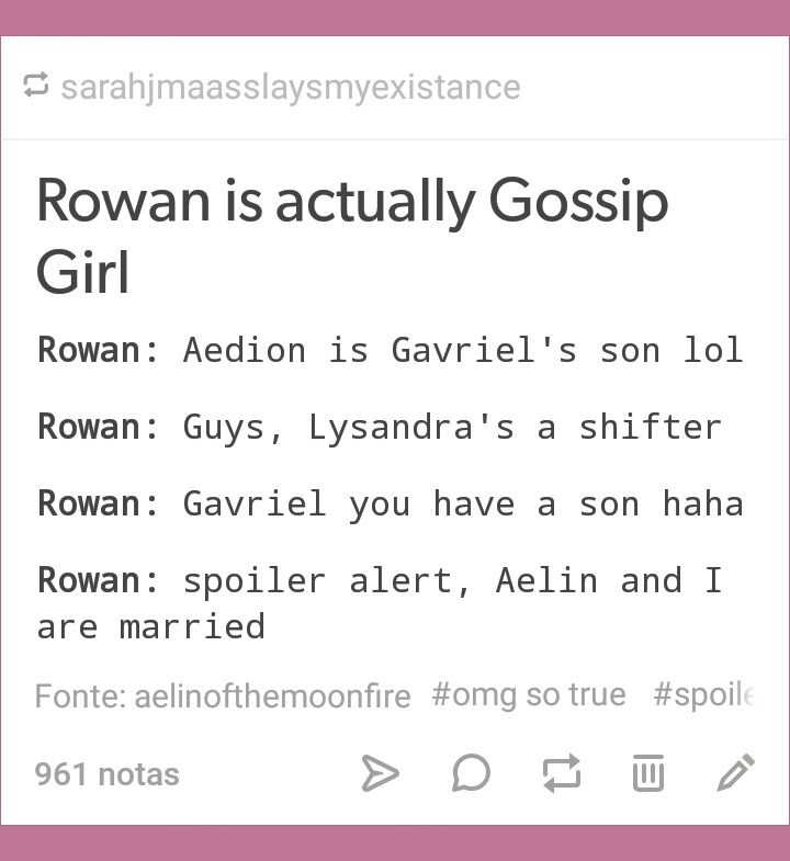Rowan is Gossip Girl #tumblr