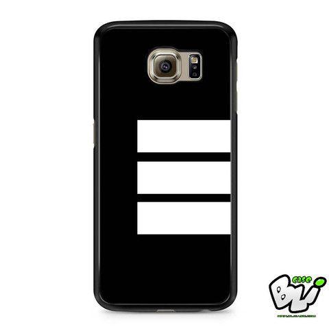 Anime Stripe Line Death Dead Samsung Galaxy S7 Edge Case