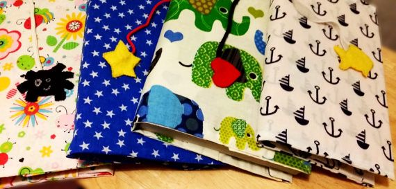 fabric book cover star book cover elephant book cover sailor book flowers book cover colourful book cover book cover with bookmark universal