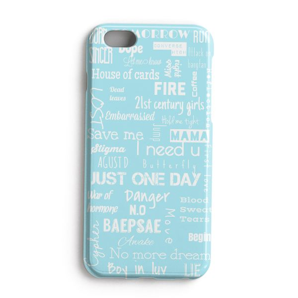 [BTS] SONG COLLAGE - DaebakCases