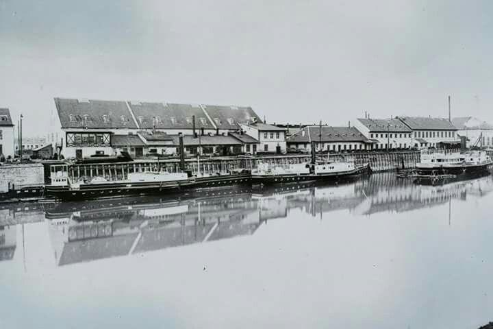 1900 körül, Óbudai Hajógyár