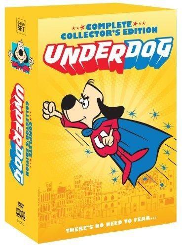Wally Cox & Norma MacMillan & W. Watts Biggers-Underdog: The Complete Series