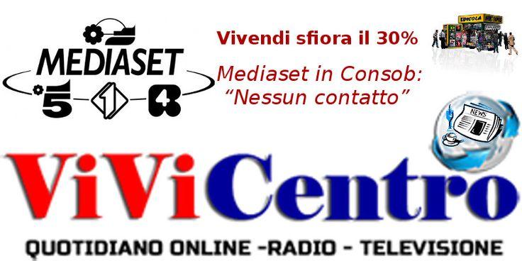 Vivendi non si ferma: il piano del governo per Mediaset