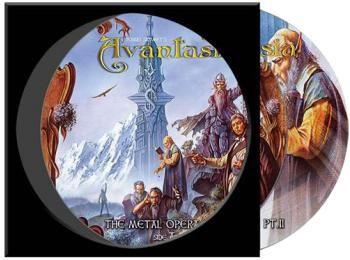 """L'album degli #Avantasia intitolato """"The Metal Opera pt. II"""" su doppio vinile."""