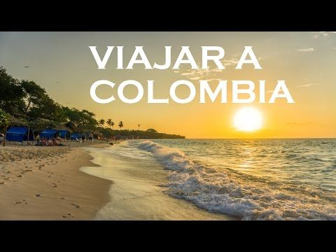 Viajar por Colombia : el país del realismo mágico - YouTube