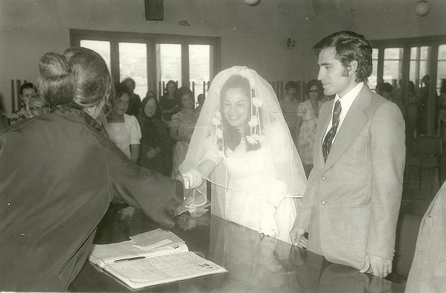 Real Retro Weddings: 96 Best Images About 1970s Real Vintage Weddings On