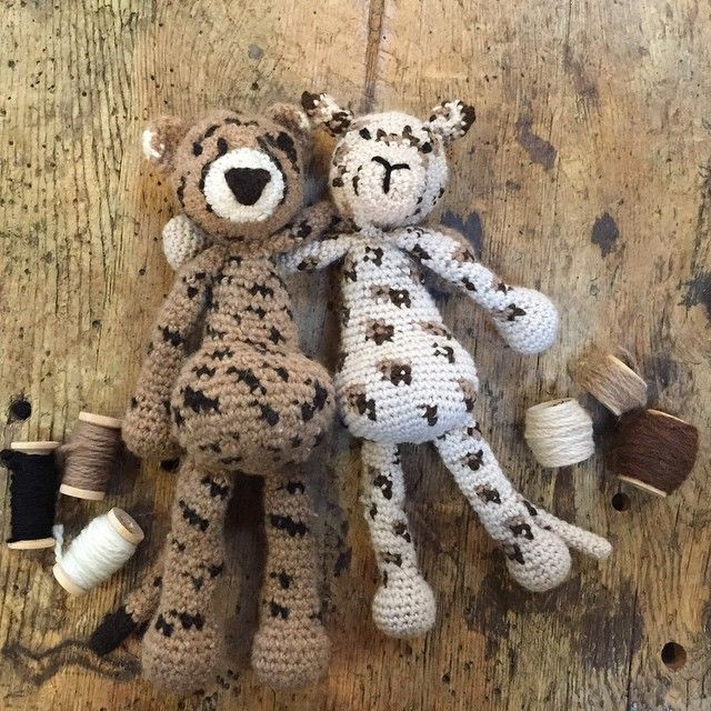 """120 Likes, 9 Comments - Kerry Lord @ TOFT (@toft_uk) on Instagram: """"Come and show crochet some love this Valentine's Day. We still have places on our Hamlet the…"""""""