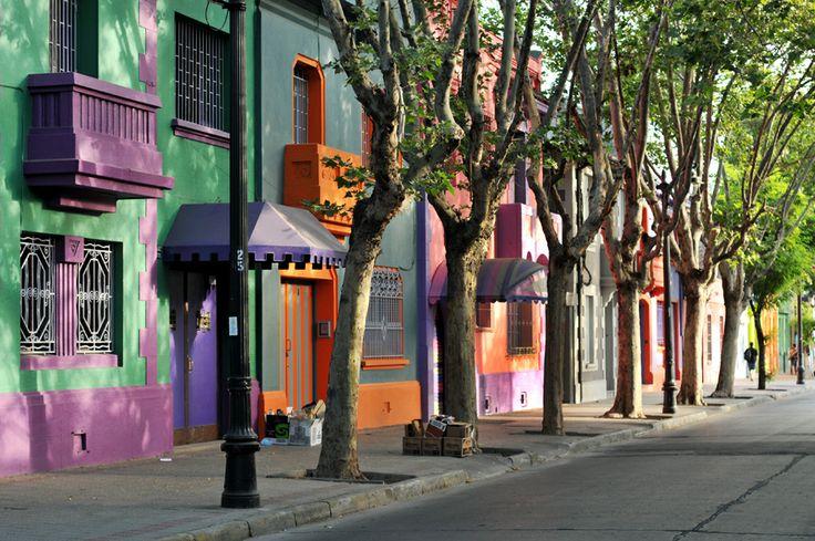 """Im Viertel """"Bellavista"""" kann man hervorragend ausgehen und essen."""