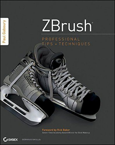ZBrush Professional Tips and Techniques by Paul Gaboury https://www.amazon.