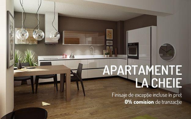 Sophia Residence   Apartamentele noastre beneficiaza de finisaje de înaltă calitate, durabile, alese atent pentru a se integra perfect în conceptul de clădire verde, eficientă.