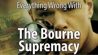 Will this new Bourne Supremacy make it in the Great Movies of all time?  What is your take on it?