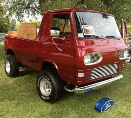 1964 Ford Truck 4x4 1964 ford