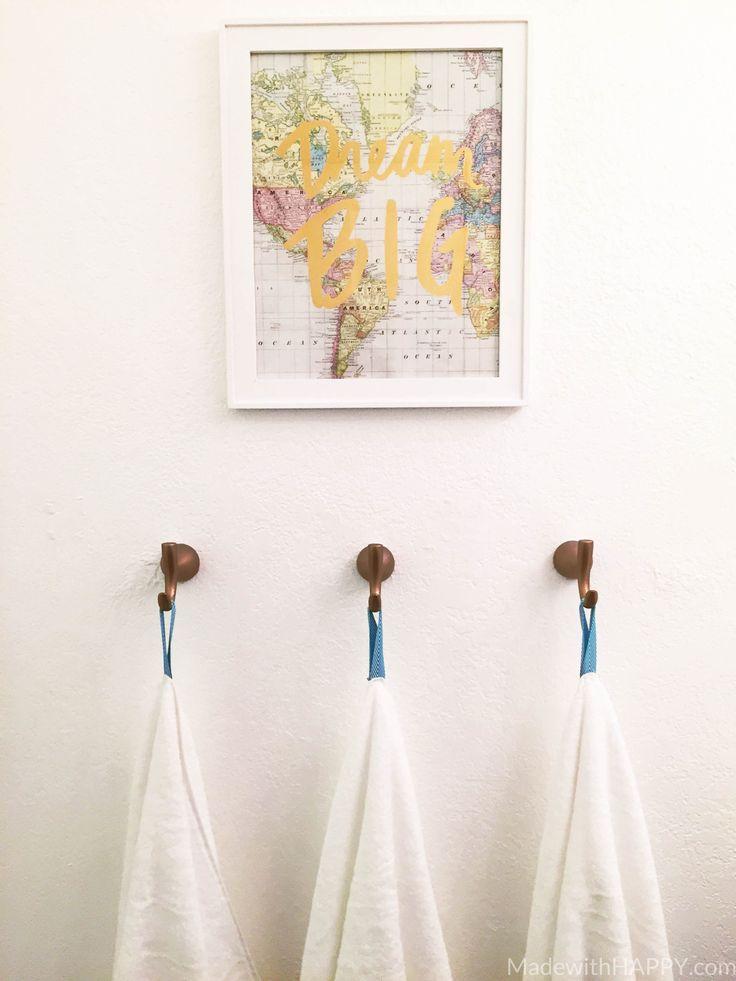 Best 25 Organize Towels Ideas On Pinterest Bathroom
