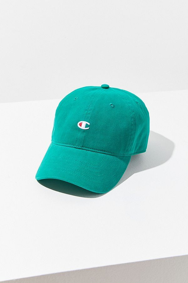 Champion UO Exclusive Washed Twill Baseball Hat in 2018  92648530f3