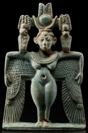 Uatchit Eye goddess