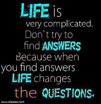 Very Nice Quotes About Life | Life Quotes Thoughts Life Is Very Complicated